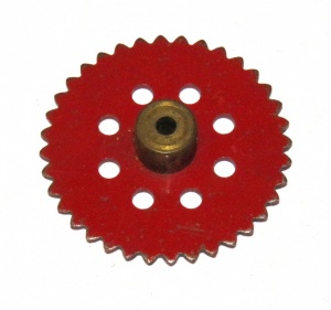 95 Sprocket 36 Teeth Red Original