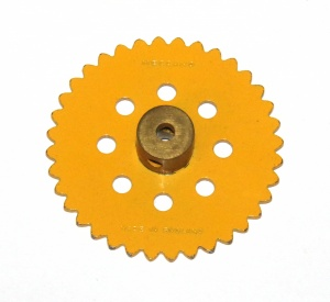 95 Sprocket 36 Teeth UK Yellow Original