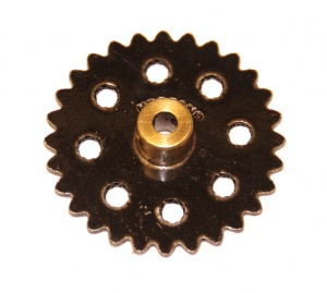 95a Sprocket 28 Teeth Black Original