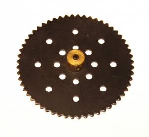 95b Sprocket 56 Teeth Black Original