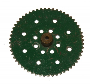 95b Sprocket 56 Teeth Mid Green Original