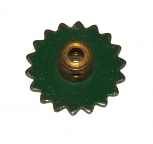 96 Sprocket 18 Teeth Mid Green Original