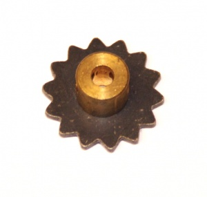 96a Sprocket 14 Teeth Black Original