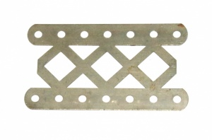 97DO Double Braced Girder 7 Hole Nickel Original