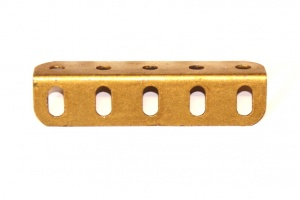 9d Angle Girder 5 Hole Gold Original