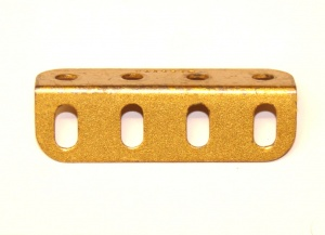 9e Angle Girder 4 Hole Gold Original