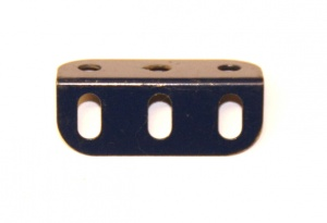 9f Angle Girder 3 Hole Dark Blue Original