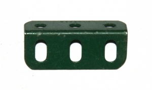 9f Angle Girder 3 Hole Dark Green Original