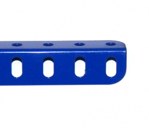 9a Angle Girder 9 Hole Blue Original