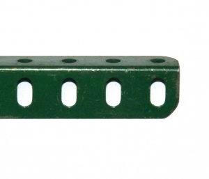 7a Angle Girder 37 Hole Dark Green Original