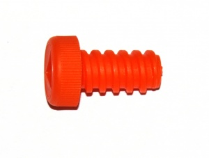 A051 Bolt Orange Plastic Original