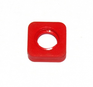 A052 Nut Red Plastic Original
