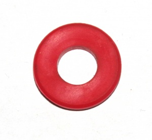 A053 Spacer Washer Red Plastic Original