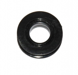 A077 Pulley ¾'' Diameter Black Plastic Original