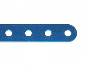 B482 Flexible Strip 9 Hole Blue Original