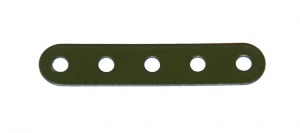 B487 Flexible Strip 5 Hole Army Green Original