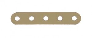 B487 Flexible Strip 5 Hole Beige Original