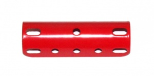 B920 U Section Plate 3x5 Light Red Original
