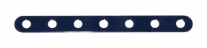 B973 Flexible Narrow Strip 7 Hole Dark Blue Original