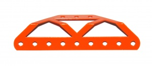 C371 Bent Braced Girder Orange Original