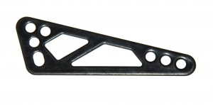 C472 Braced Asymmetric Triangular Flat Girder Black Original