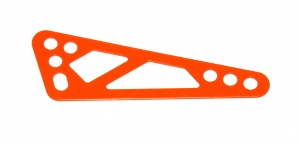 C472 Braced Asymmetric Triangular Flat Girder Orange Original