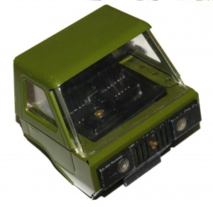 Cab Assy Army Green Multikit Original