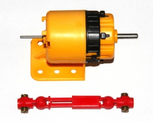 GBOX-YW-O 6 Speed Gearbox and Universal Joint Original