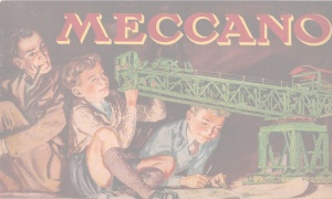 Meccano Spares Gift Voucher £100.00