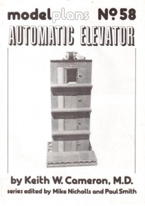 MP58 Automatic Elevator