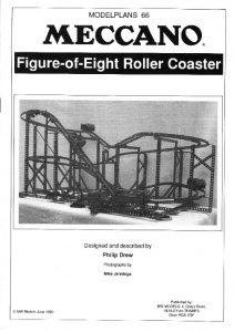 MP66 Figure of Eight Roller Coaster