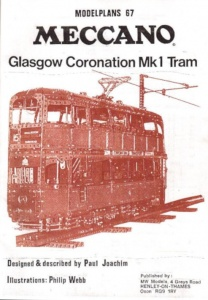 MP67 Glasgow Coronation Mk1 Tram