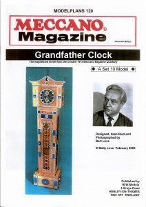 MP120 Grandfather Clock