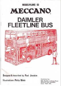 MP63 Daimler Fleetline Bus