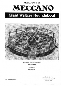 MP68 Giant Waltzer Roundabout