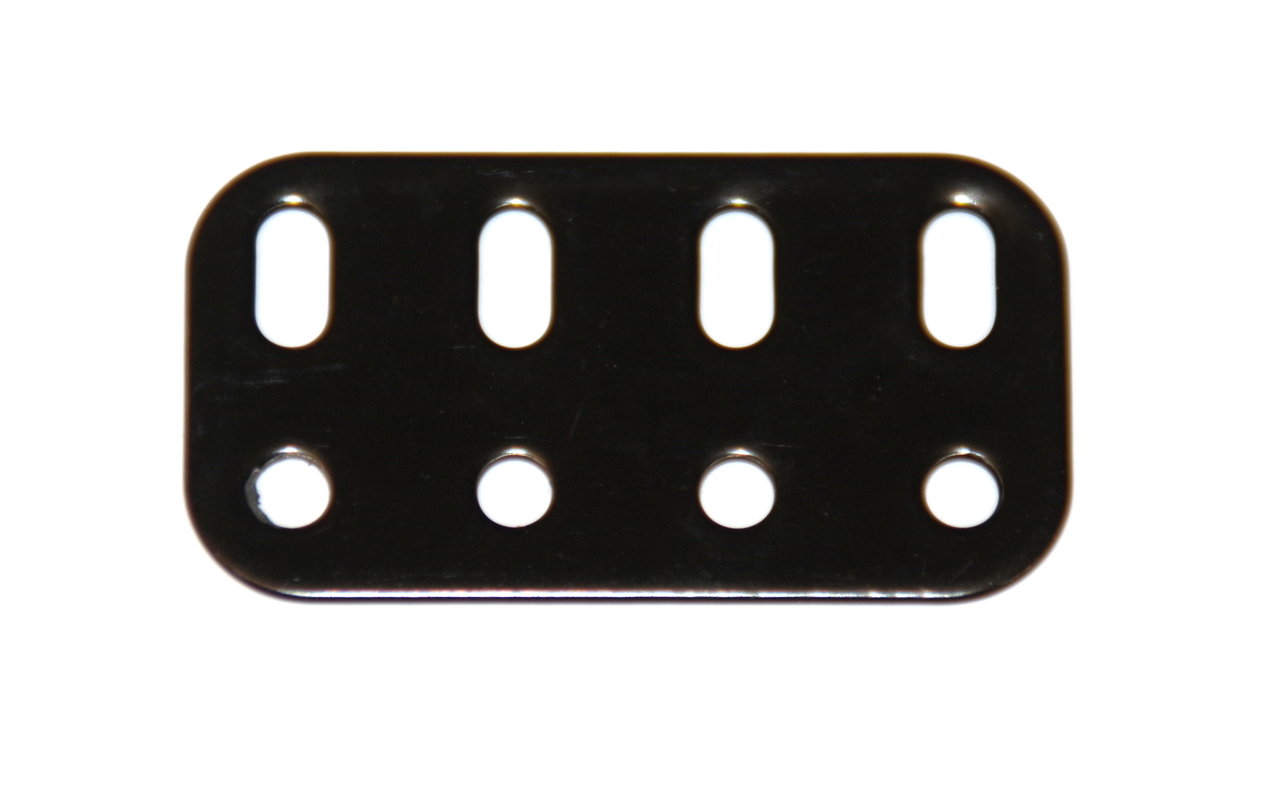 103g Flat Girder 4 Hole Black Original