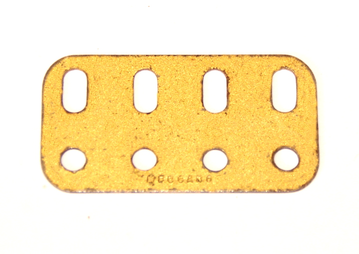103g Flat Girder 4 Hole Gold Original