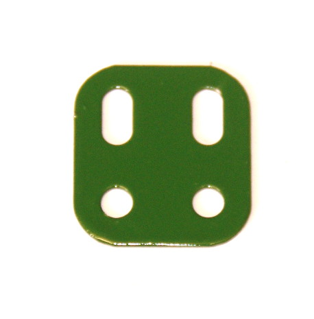 103L Flat Girder 2 Hole Green