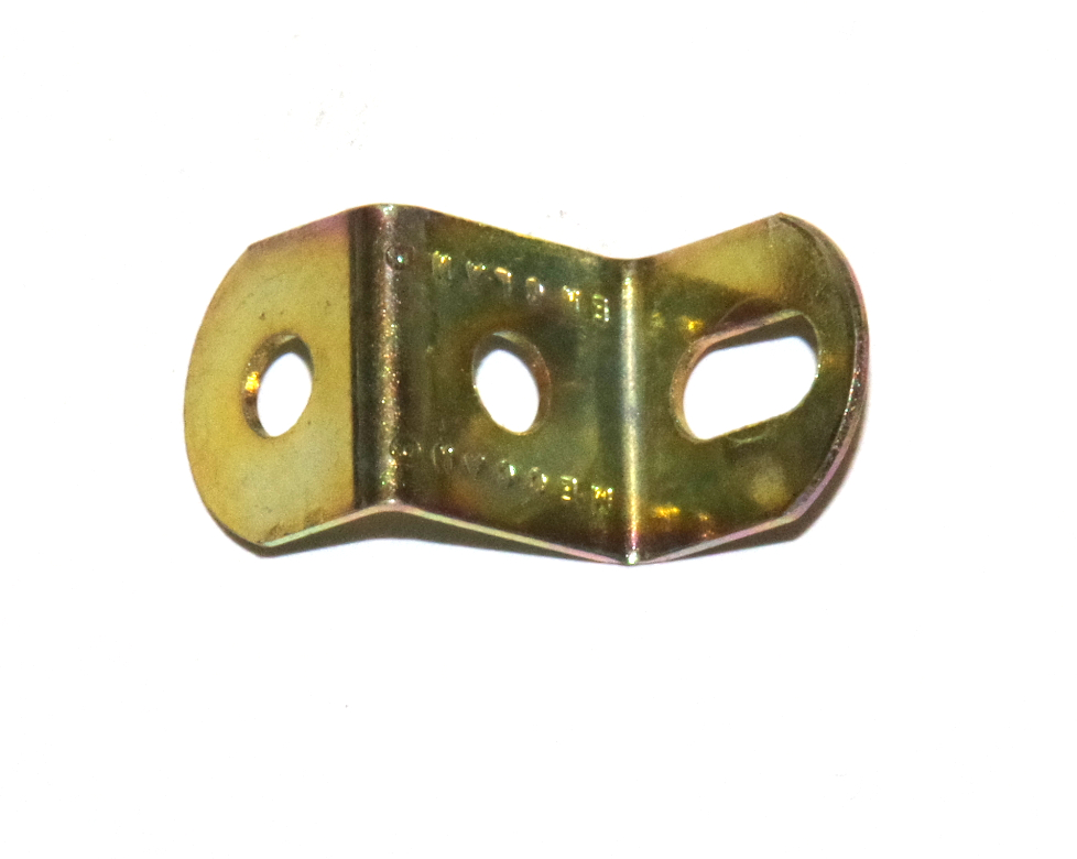 125 Reverse Angle Bracket ½'' Gold Passivate Original