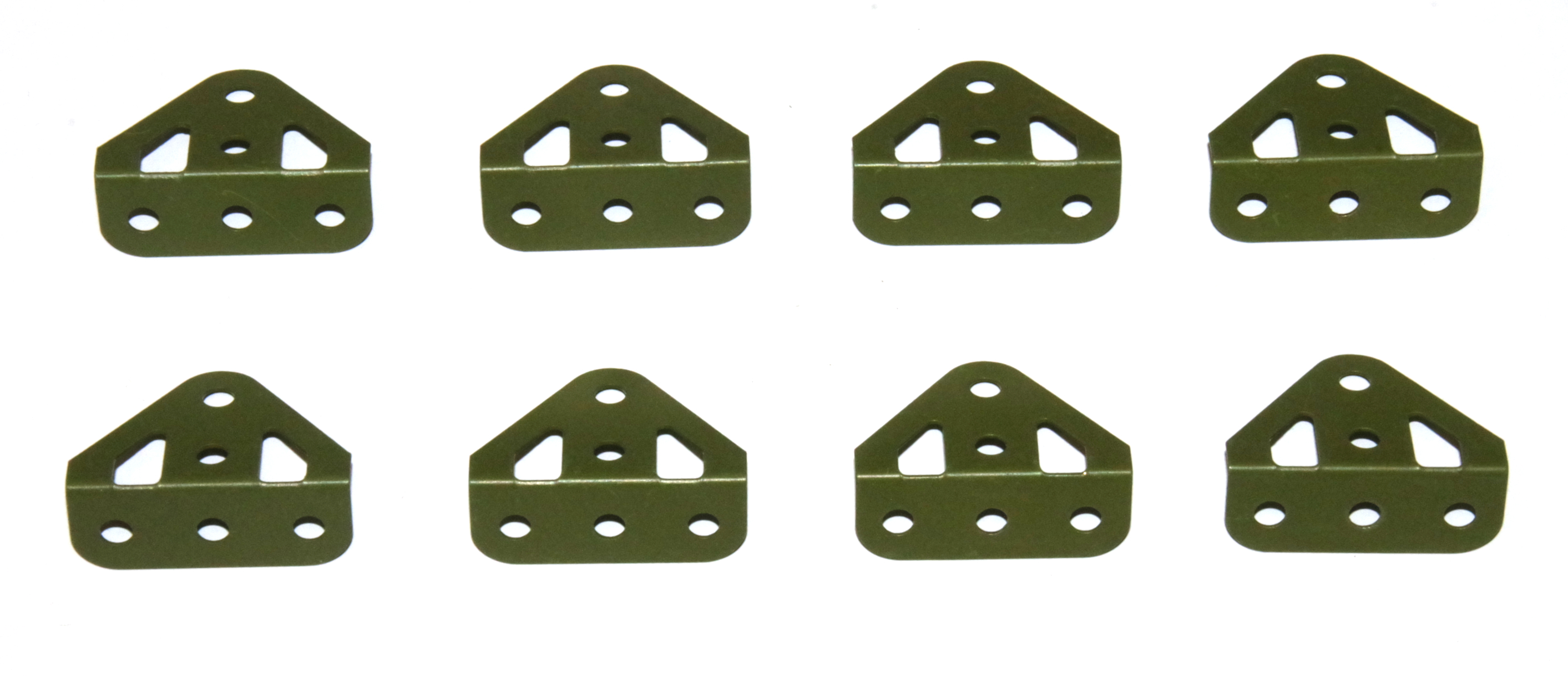 126 Trunnion Army Green Original x8