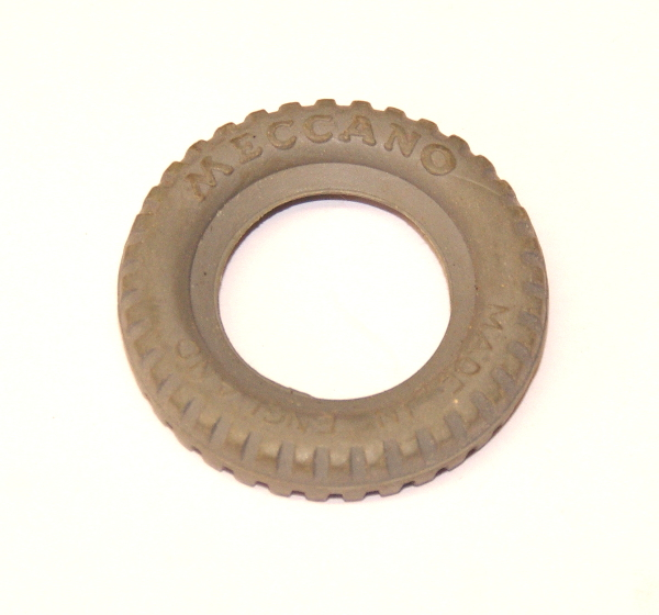 142c Tyre 1'' Grey Rubber Original