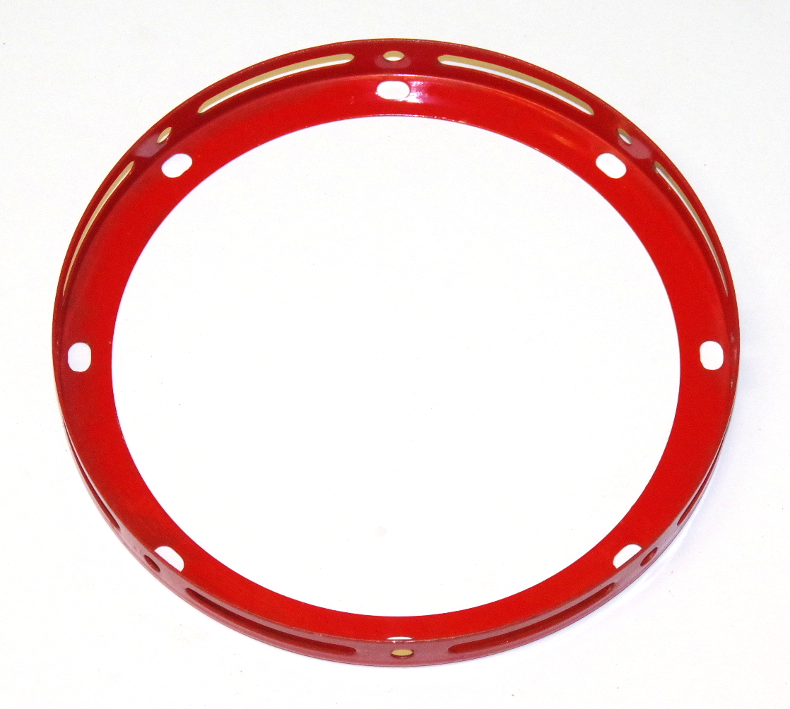 143 Circular Girder 5½'' Light Red Original