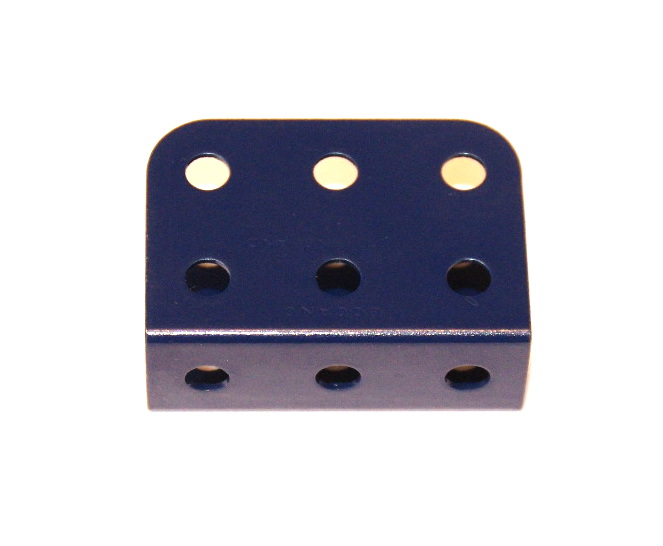 160 Channel Bearing 3x2x1 Dark Blue Original