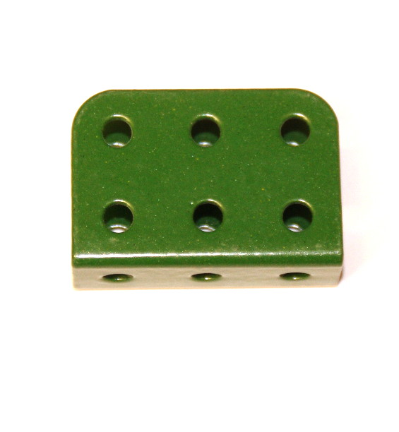 160 Channel Bearing 3x2x1 Green
