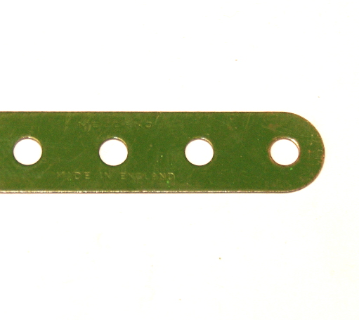 2a Standard Strip 9 Hole Mid Green Original