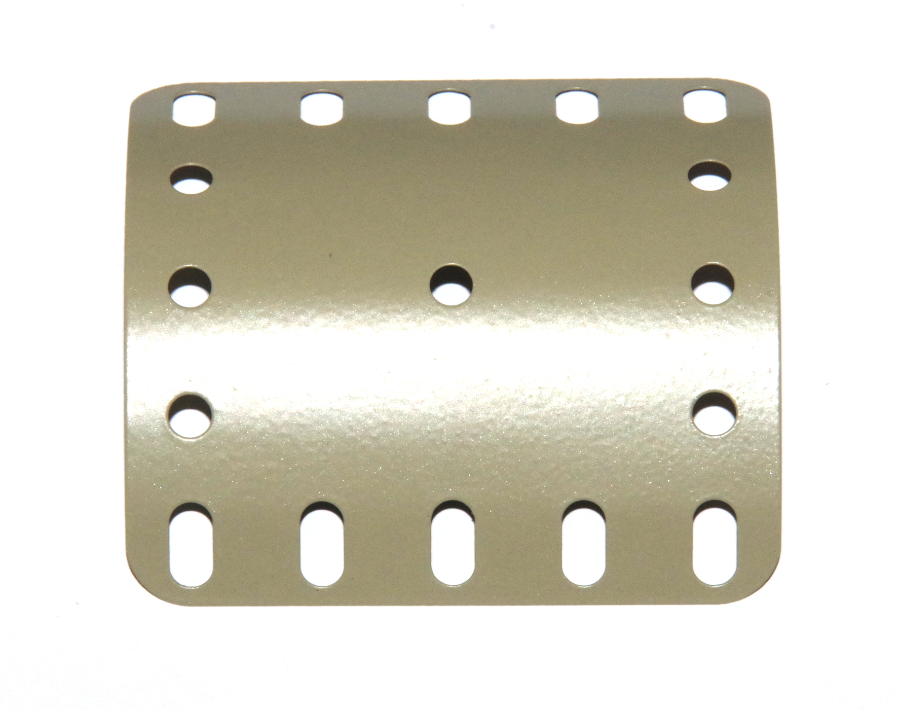 200 C Section Flexible Plate 5x5 Beige Original