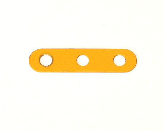 235g Narrow Strip 3 Hole UK Yellow Original