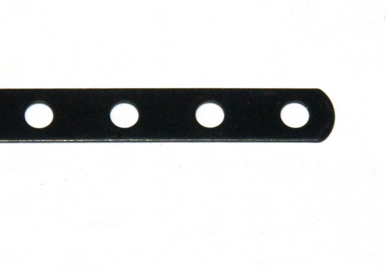 235d Narrow Strip 9 Hole Black Original