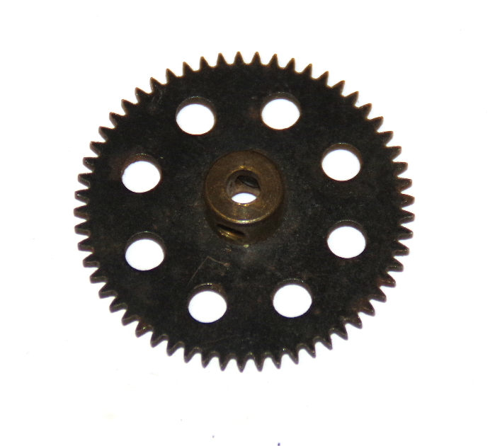 27a Spur Gear 57 Teeth Black Original