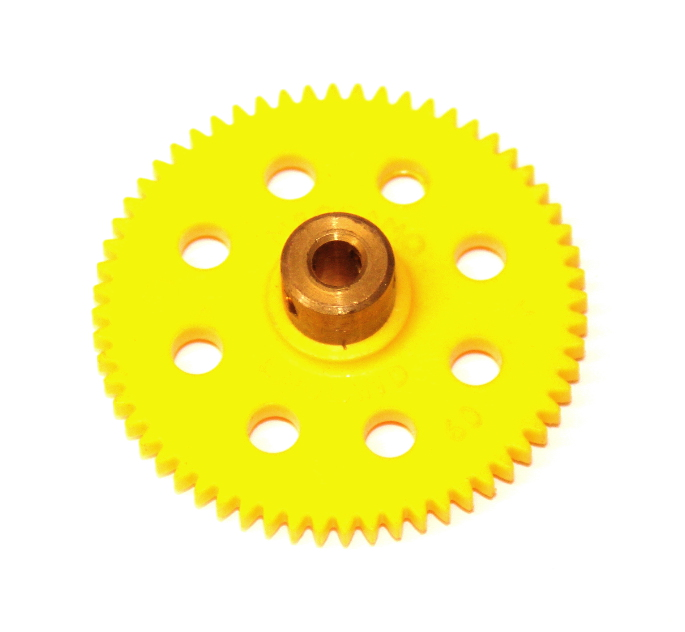 27dp Spur Gear 60 Teeth Plastic Original